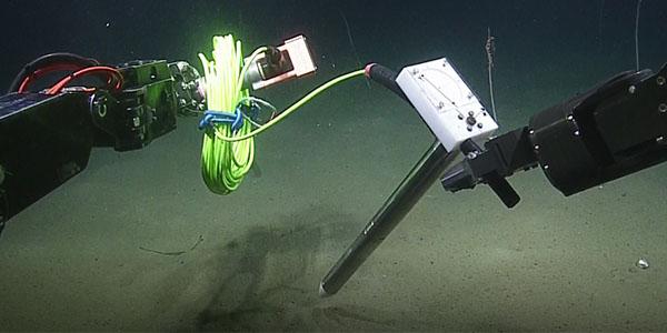 BC's Earthquake Early Warning Offshore Sensor
